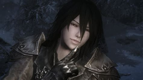 anime hairstyles skyrim mod anime hairstyles skyrim hair