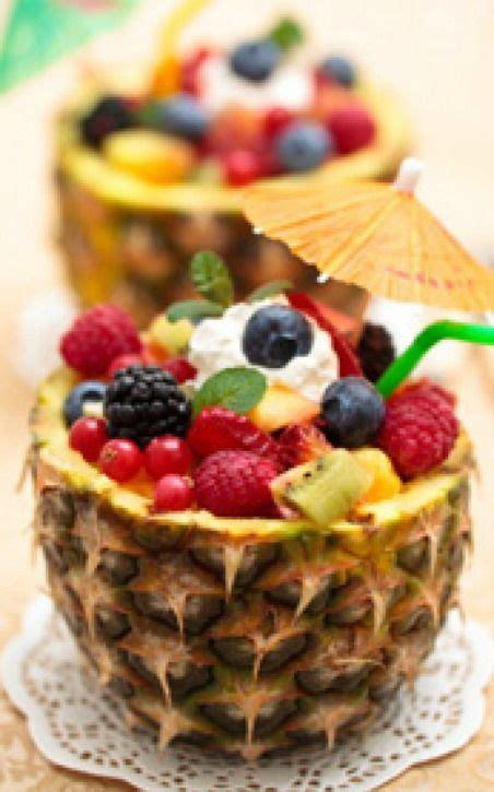 0 point fruit salad luau theme fruit salads and theme on