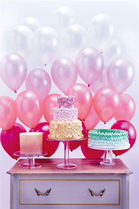 Helium Bars The New Trend by Diy Ombre Sweet Table Bridesmagazine Co Uk