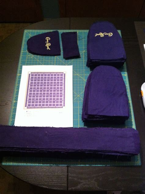 Quilts Made From Crown Royal Bags by 375 Best Images About Crown Royal Crafts On