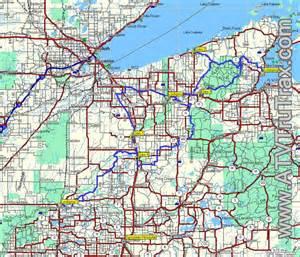 map of bayfield colorado wi bayfield county trails