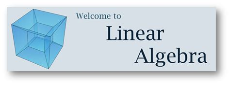 online tutorial linear algebra linear algebra johns hopkins center for talented youth
