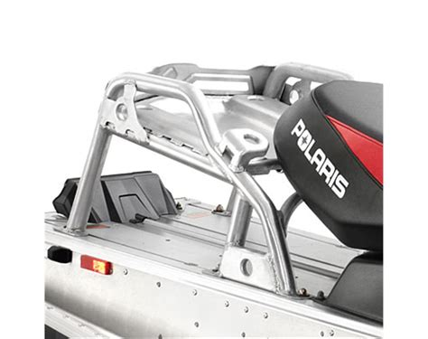 Snowmobile Rack For by Switchback Adventure Snowmobile Cargo Rack Polaris
