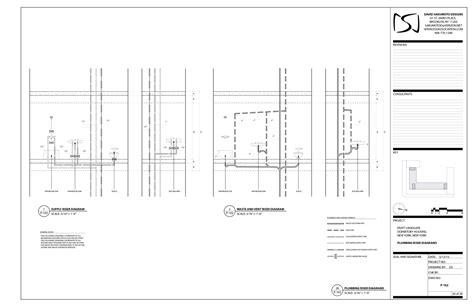 Plumbing Riser Diagrams by Plumbing Riser Diagrams P 102