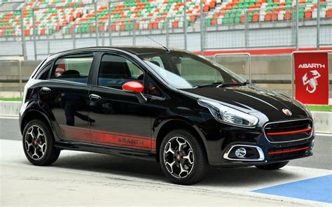 fiat punto abath fiat confirms 145 hp punto abarth launch in a month