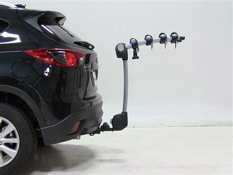 Bike Rack For Mazda Cx 5 by Mazda Cx 5 Thule Apex 4 Bike Rack For 1 1 4 Quot And 2