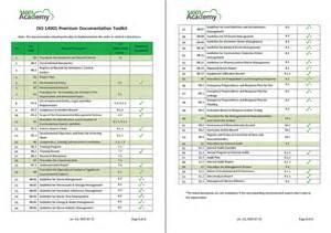 iso 14001 2015 premium documentation toolkit