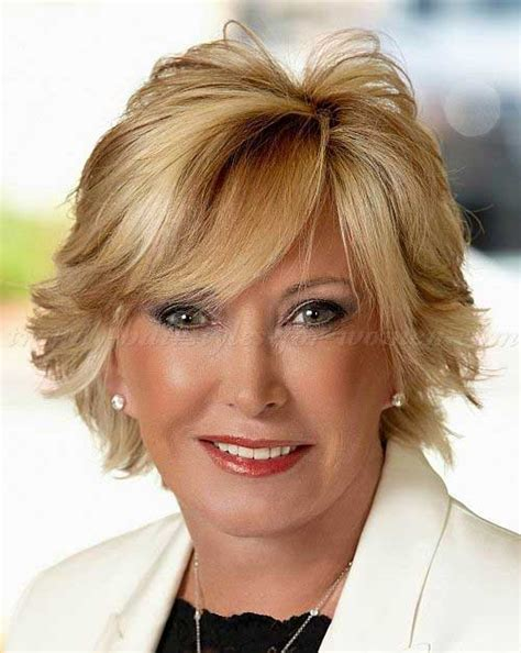 pictures of short hairstyles for over 60 with thin fine hair short hair styles for women over 60 the best short