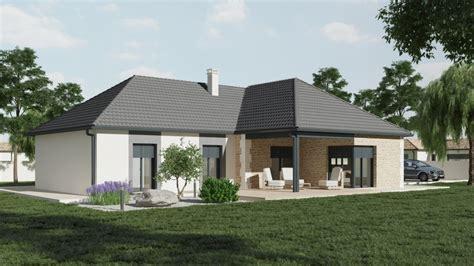 Construire Sa Maison 2569 by Constructeur Construction Traditionnelle Du P 201 Rigord
