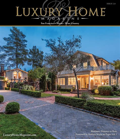 luxury home magazine opens 3 new markets in the half
