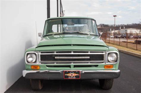 frame off restored 1968 International Harvester 100C ...