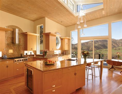 kitchen with light oak cabinets light oak kitchen cabinets contemporary with light wood