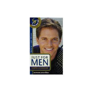 just for men light brown health and beauty just for men shoo in hair colour nat