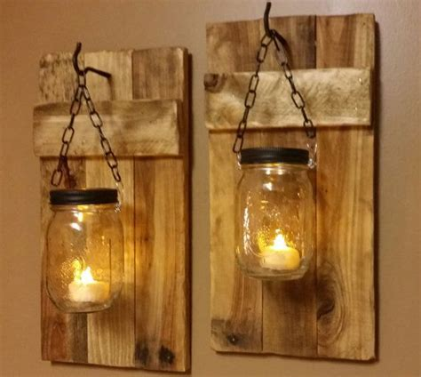 Rustic Candle Holders by 1000 Ideas About Rustic Candles On Rustic