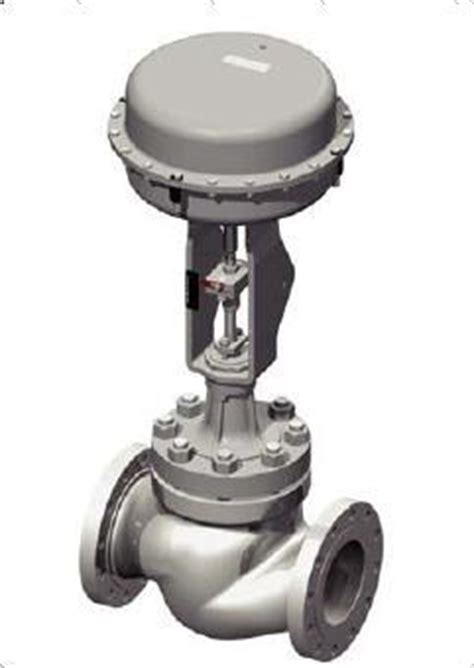 Dresser Valves India Pvt Ltd by Linear Diagram Pressure Actuators With Globe Valves In