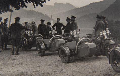 Oldtimer Motorrad Wien by Foto Harley Davidson Polizei Motorrad Oldtimer Wien Photo