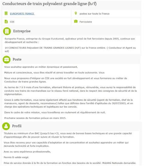 Exemple Lettre De Motivation Sncf Modele Cv Controleur Sncf Cv Anonyme