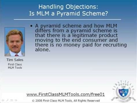 Pyramid Scheme The Office by Mlm Multi Level Marketing Fraud Scam
