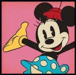 minnie mouse classic clipart
