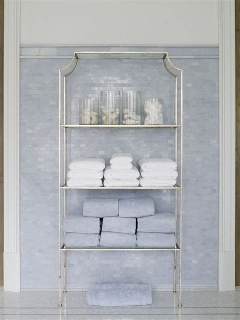 phoebe howard bathrooms phoebe howard bathrooms worlds away chloe etagere silver leaf with clear glass