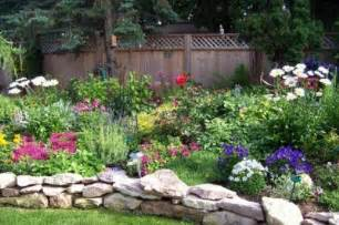 flower bed pictures flower garden pictures