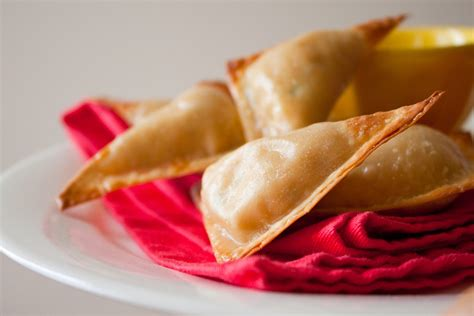 5 ways to use wonton wrappers