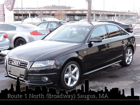 Audi A4 2012 by Used 2012 Audi A4 2 0t Prestige At Auto House Usa Saugus