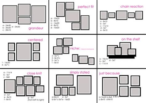 photo wall layout tool how to create a gallery wall in six simple steps gallery