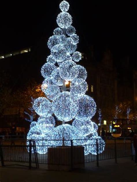 christmas tree in piccadilly gardens picture of