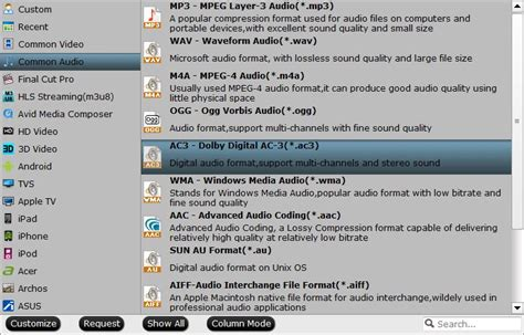 ac3 audio format zip file hot movie tips review