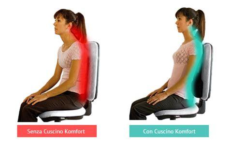 postura corretta in ufficio il miglior cuscino per la postura corretta in auto e ufficio