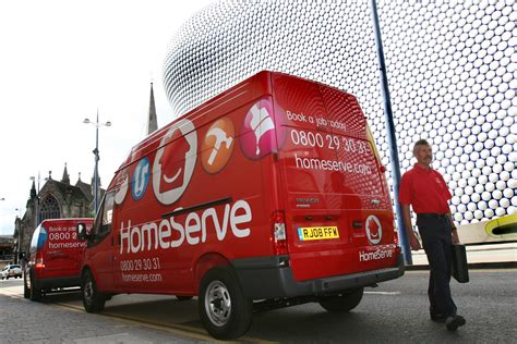 homeserve keeps its promise to customers with mobile