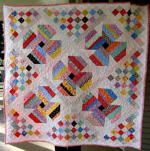 Patchwork Patterns For Free - baby quilt pattern