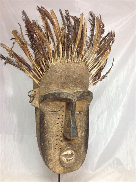 Ts Nrdn tribal mask wobe guere by amazingmagicalspells on etsy