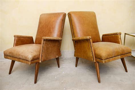modern leather armchairs mid century fabulous modern leather armchairs at 1stdibs