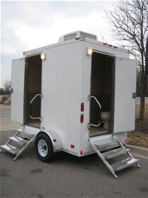 trailer bathrooms rentals portable restroom trailer elite events rental