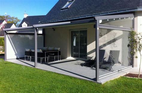 aluminium terrasse pergola aluminium pour terrasse atlub