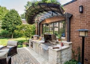 Garden Kitchen Ideas Outdoor Kitchen Your Own Build 23 Exles Of Garden Kitchens Hum Ideas