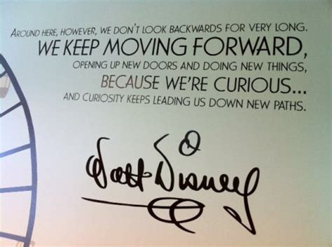 look up move forward books daily disney quotes