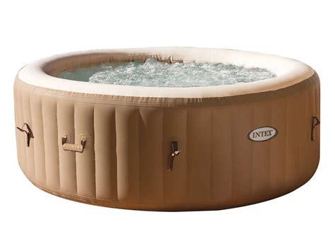 bubble massage bathtub intex 4 person purespa inflatable hot tub detailed review