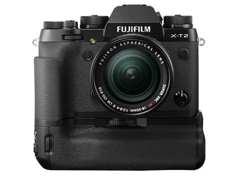 fuji new fujifilm x t2 announced with new autofocus system and 4k
