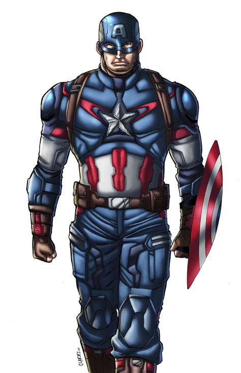 captain america wallpaper deviantart captain america aou by claret821021 on deviantart