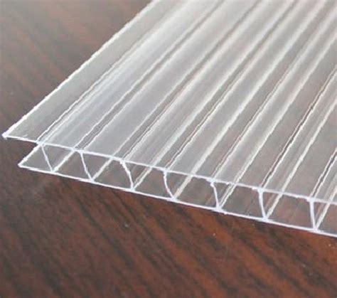 Home Decor From Recycled Materials 6mm Polycarbonate 1800x750 Polycarbonate Greenhouses