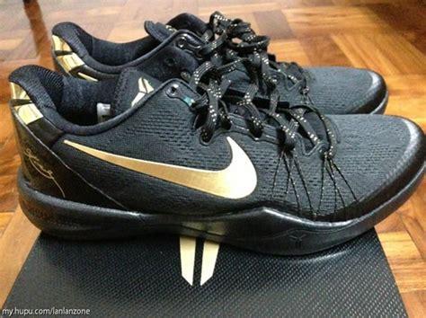 Ad Blackgold nike 8 elite black gold sneakernews