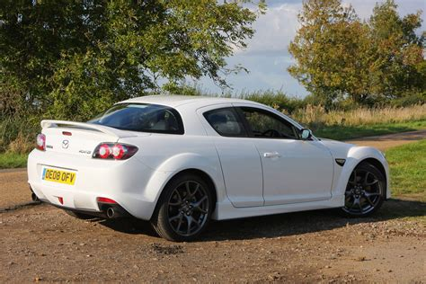 nissan mazda rx8 review
