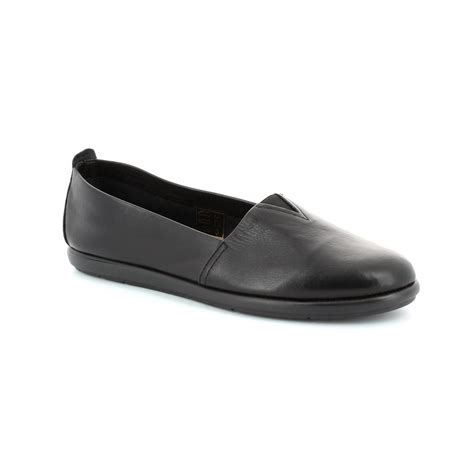 aerosoles comfortable shoes aerosoles catalan 1014 10 black comfort shoes