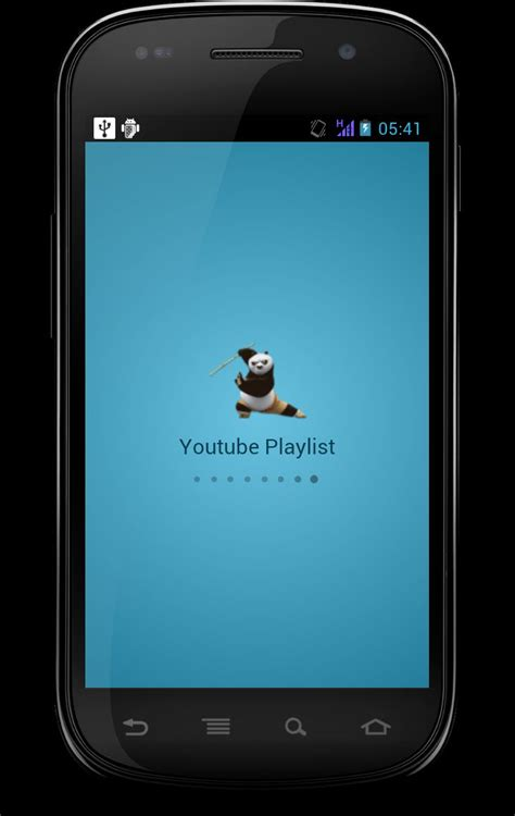 flash templates for android youtube playlist player android app template video app