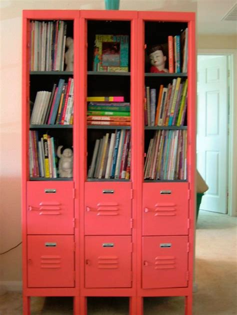 locker storage in rooms design dazzle