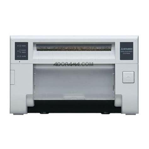 mitsubishi dye sub printer mitsubishi cp d70dw pro performance dye sub photo printer