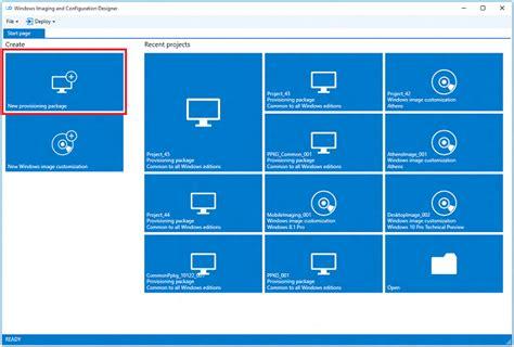 home design software for windows 10 erstellen und anwenden eines bereitstellungspakets